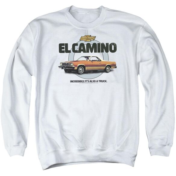 Chevrolet Also A Truck Adult Crewneck Sweatshirt