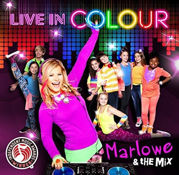 The Mix - Live In Colour