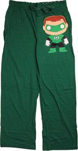 Green Lantern POP Heroes Pajama Pants