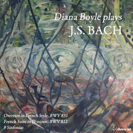 J.S. Bach / Boyle - Diana Boyle Plays J.S. Bach