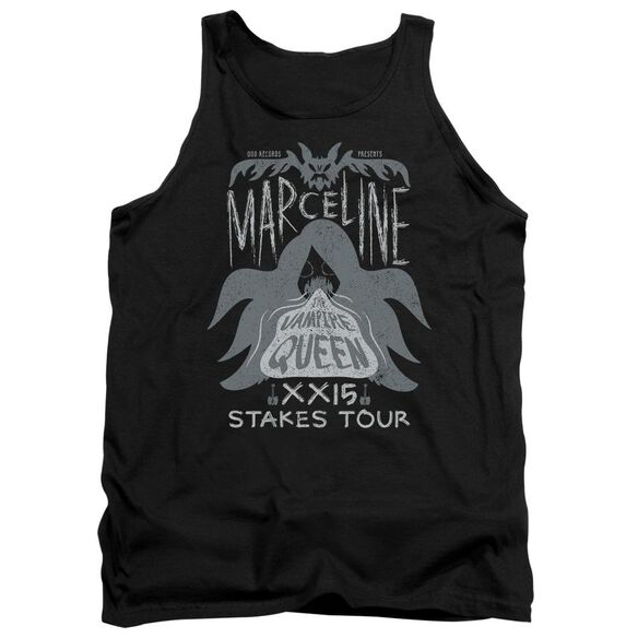 Adventure Time Marceline Concert Adult Tank