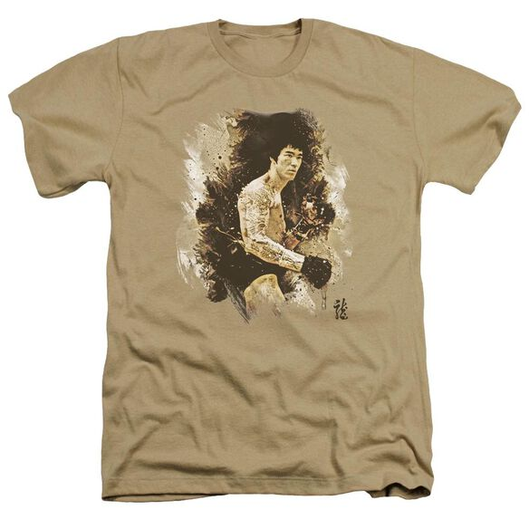 Bruce Lee Intensity Adult Heather