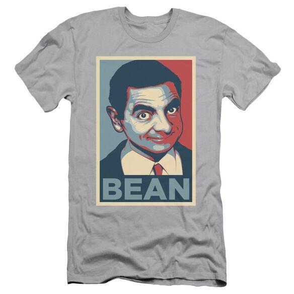 Mr Bean Poster Short Sleeve Adult T-Shirt