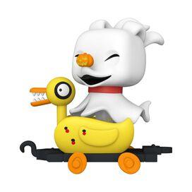 Funko Pop! Train: Nightmare Before Christmas - Zero in Duck Cart