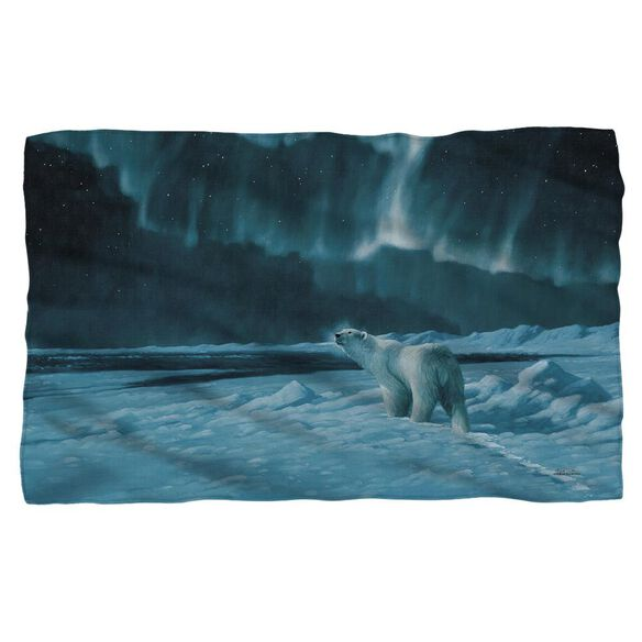 Wild Wings Polar Night Light 2 Woven Throw