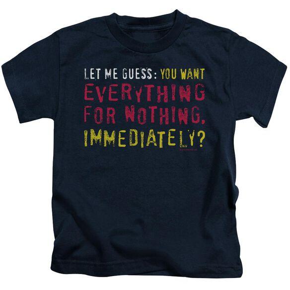 Guess Short Sleeve Juvenile T-Shirt