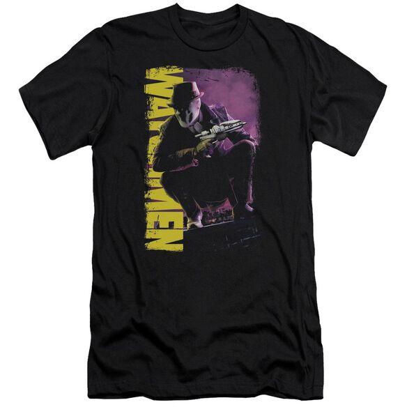 Watchmen Perched Premuim Canvas Adult Slim Fit
