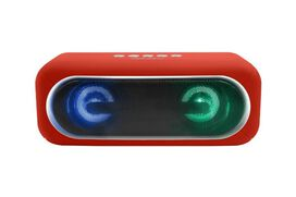 2Boom Torrent Portable Wireless Bluetooth Speaker [Red]