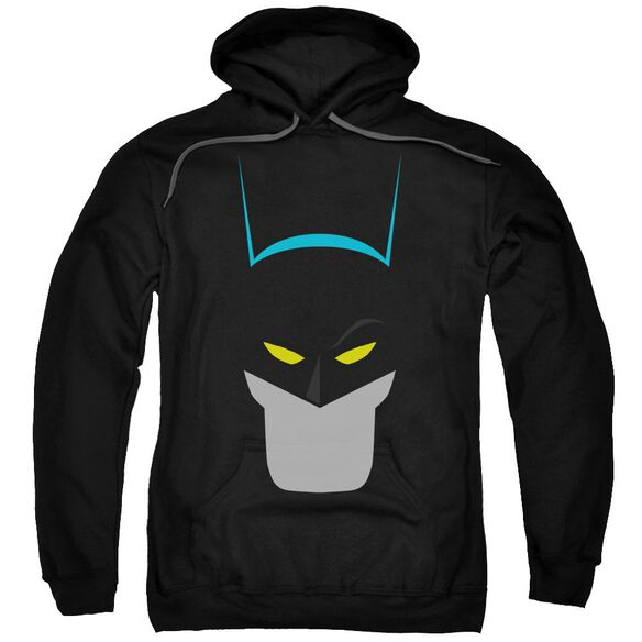 Batman Simplified Adult Pull Over Hoodie