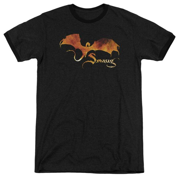 Hobbit Smaug On Fire Adult Heather Ringer
