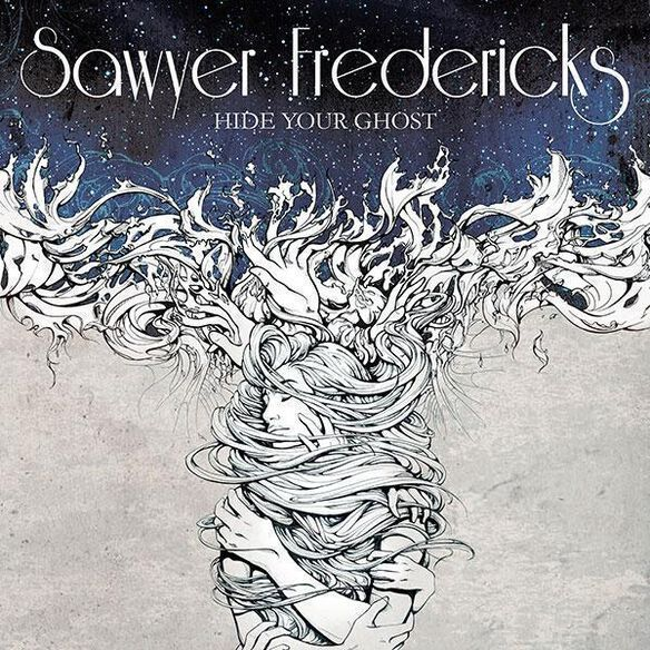 Sawyer Fredericks - Cd-Sawyer Fredericks Hide Your Ghost Excl