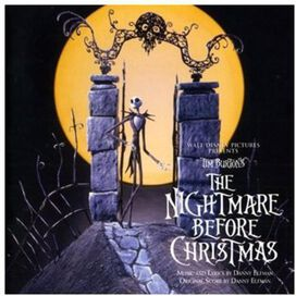 Danny Elfman - Tim Burton's The Nightmare Before Christmas [Original Motion Picture Soundtrack]