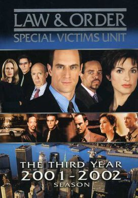 Law & Order - Special Victims Unit: The Third Year