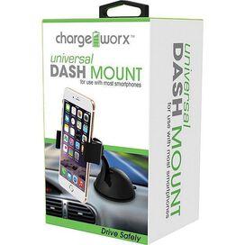 Chargeworx CX9909BK Universal Dash Mount [Black]
