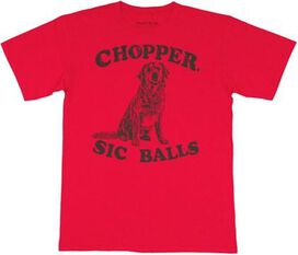 Stand by Me Chopper T-Shirt