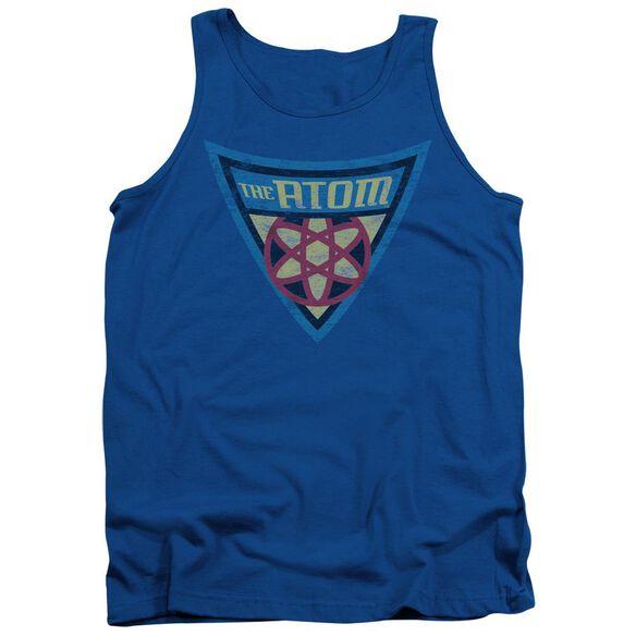 Batman Bb The Atom Shield Adult Tank Royal