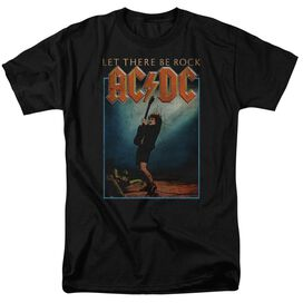 Acdc Let There Be Rock Short Sleeve Adult T-Shirt