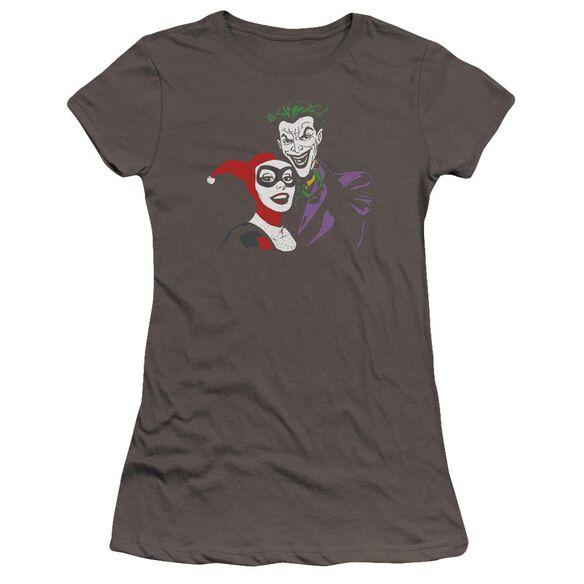 Batman Joker & Harley Premium Bella Junior Sheer Jersey
