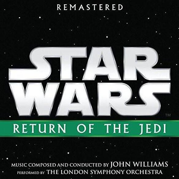 John Williams - Star Wars: Return Of The Jedi (Original Soundtrack)