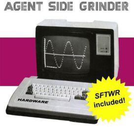 Agent Side Grinder - Hardware