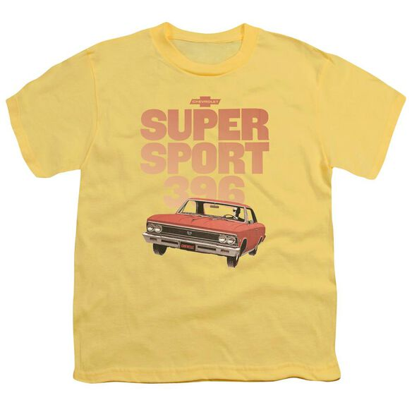 Chevrolet Super Sport 396 Short Sleeve Youth T-Shirt