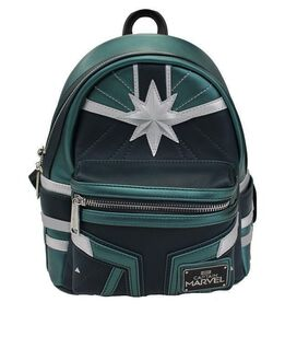 Captain Marvel [Green Suit] Backpack