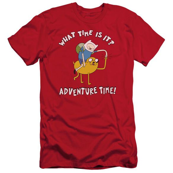 Adventure Time Ride Bump Short Sleeve Adult T-Shirt