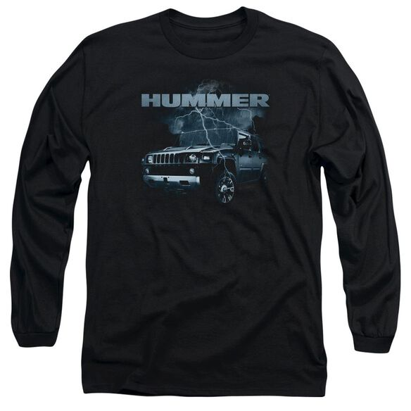 Hummer Stormy Ride Long Sleeve Adult T-Shirt