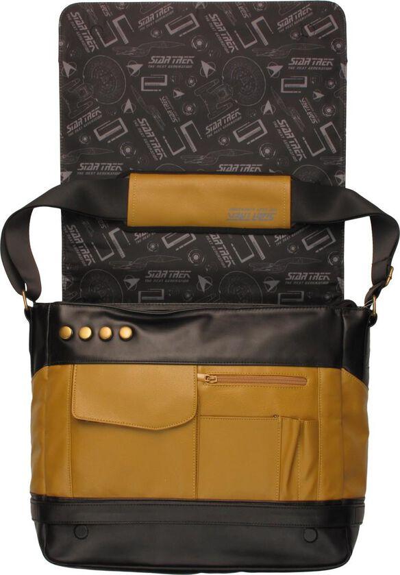 eab1a32ffd06 Star Trek TNG Operations Uniform Messenger Bag