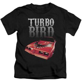 Pontiac Turbo Bird Short Sleeve Juvenile T-Shirt