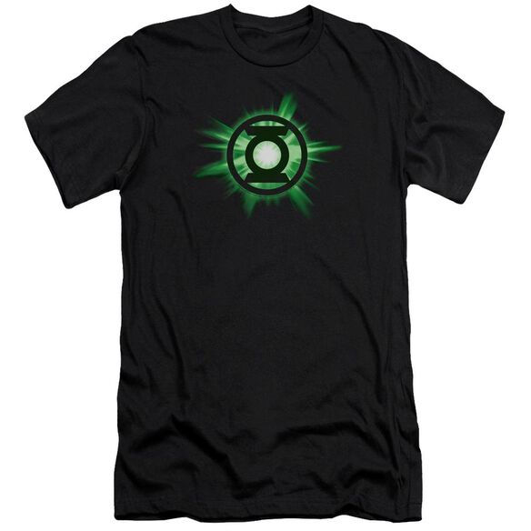 Green Lantern Green Glow Premuim Canvas Adult Slim Fit