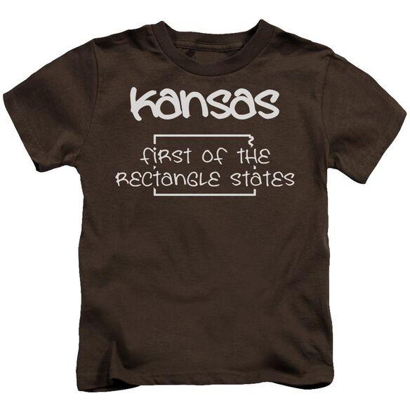 Kansas Short Sleeve Juvenile T-Shirt
