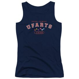 Farts Candy Fart University Juniors Tank Top