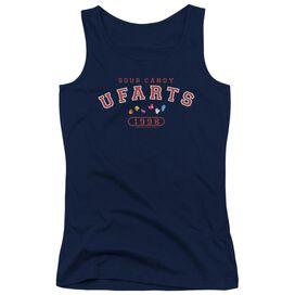Farts Candy Fart University Juniors Tank Top