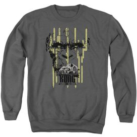 Kong Skull Island Eyes Adult Crewneck Sweatshirt
