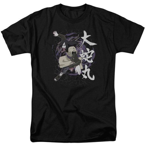 Naruto Leaves Headband Short Sleeve Adult T-Shirt