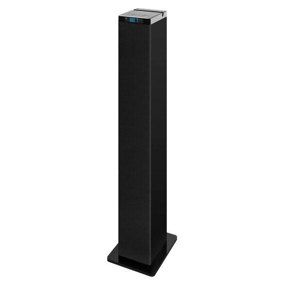 "Innovative Technology Bluetooth 40"" Tower Speaker with Digital Radio"