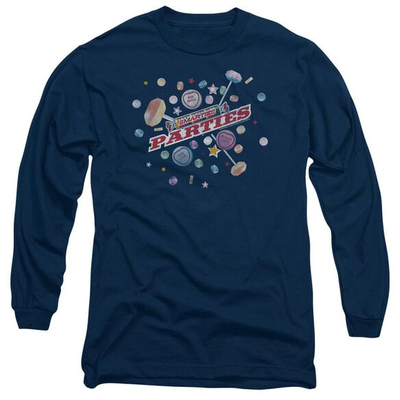 Smarties Parties Long Sleeve Adult T-Shirt