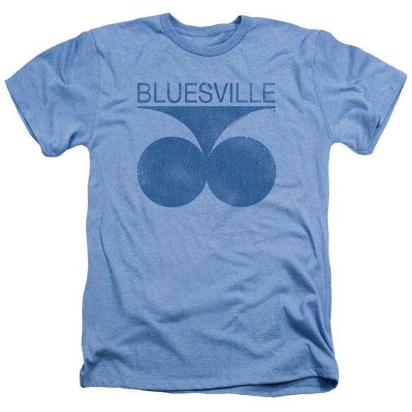 Bluesville Retro Bluesville Adult Heather Light