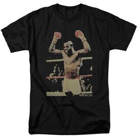 Rocky Iii Clubber Short Sleeve Adult T-Shirt