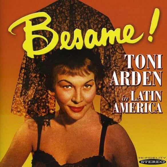 Besame Toni Arden In Latin America (Jewl)