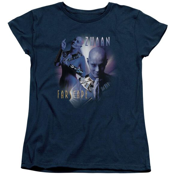 Farscape Zhaan Short Sleeve Womens Tee T-Shirt