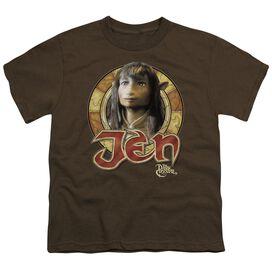 Dark Crystal Jen Circle Short Sleeve Youth T-Shirt