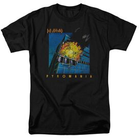 Def Leppard Pyromania Short Sleeve Adult T-Shirt