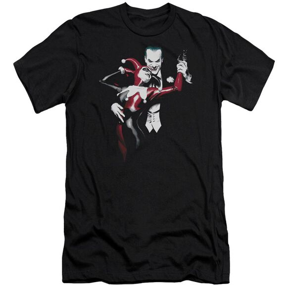 Batman Harley And Joker Short Sleeve Adult T-Shirt