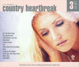 Various Artists - Country Heartbreak [Box Set]