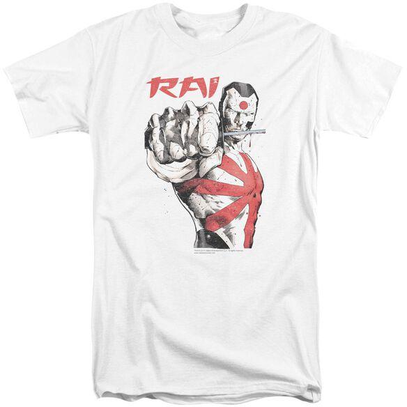 Rai Sword Drawn Short Sleeve Adult Tall T-Shirt