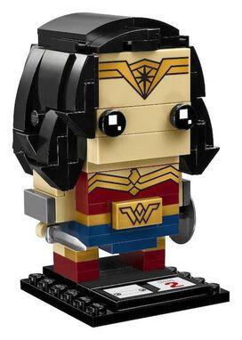 LEGO BrickHeadz Wonder Woman Building Kit