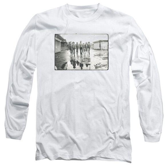 Warriors Rolling Deep Long Sleeve Adult T-Shirt