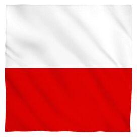 Polish Flag Bandana